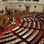 ΝΔ-ΠΑΣΟΚ «πέρασαν» 42 τροπολογίες χθες στη Βουλή- και για τη Μανωλάδα !