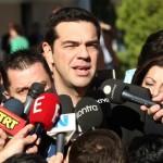 Τσίπρας: Σήμερα είναι ιστορική μέρα για τη δημοκρατία