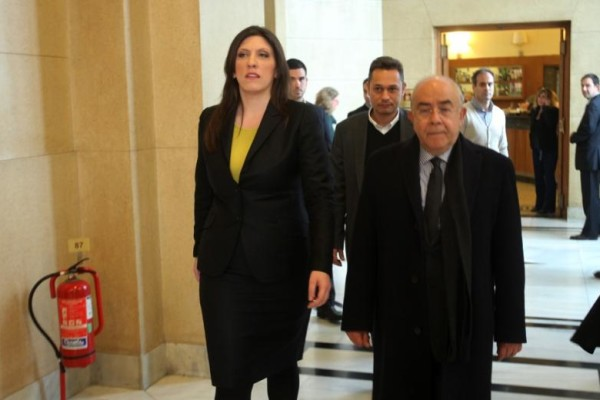 Ζ. Κωνσταντοπούλου: Σύσταση επιτροπών στη Βουλή για χρέος και γερμανικές αποζημιώσεις – Έρευνα για το πως οδηγήθηκε η χώρα στο μνημόνιο