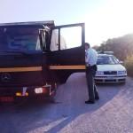 Φορτηγό με σκουπίδια του Λιμενικού Ταμείου Πύργου πιάστηκε στην χωματερή Ανδραβίδας – Κυλλήνης – Συνελήφθη ο οδηγός (Φωτό)