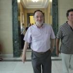 Λαφαζάνης: Η Αριστερή Πλατφόρμα παραμένει συνεπής στο «όχι» του ελληνικού λαού