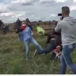 Το βίντεο – ντροπή για το επάγγελμα δημοσιογράφου – εικονολήπτη
