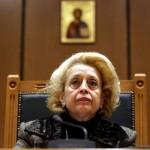 Τι γίνεται με τις καταγγελίες για παραδικαστικό στον Άρειο Πάγο κυρία Θάνου;