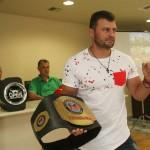 Αγώνας με στόχο μια ακόμη διάκριση γιά τον Ηλείο αθλητή του kick boxing Δημήτρη Μάλιαρη.