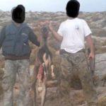 Σκότωσαν κρι-κρι και καμαρώνουν με φωτογραφίες-σοκ στο Facebook