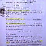 Με «μηνύσεις εκφοβισμού» επιχειρεί να φιμώσει το περιοδικό Hot Doc o πρώην δήμαρχος του Πύργου Μάκης Παρασκευόπουλος !
