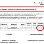 Μισθός υπουργού ! στον διευθύνοντα σύμβουλο της Αναπτυξιακής Εταιρείας Περιφέρειας Δυτικής Ελλάδας ( έγγραφο)