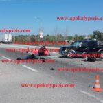 Ηλεία : Μπάχαλο η ΕΛ.ΑΣ στην Ηλεία – Περιπολικό δεν σταμάτησε σε θανατηφόρο τροχαίο ατύχημα .